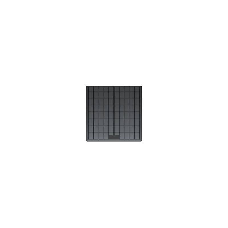 Bandeja de cultivo Hidropónico 120x120x8 cm