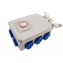 Temporizador 8 x 600W TEMPO BOX