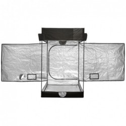 Armario Cultibox Light 120 x 120 x 200 (Silver)