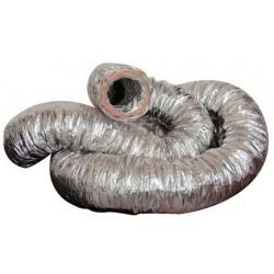 Tubo aluminio insonorizado 102-10 m