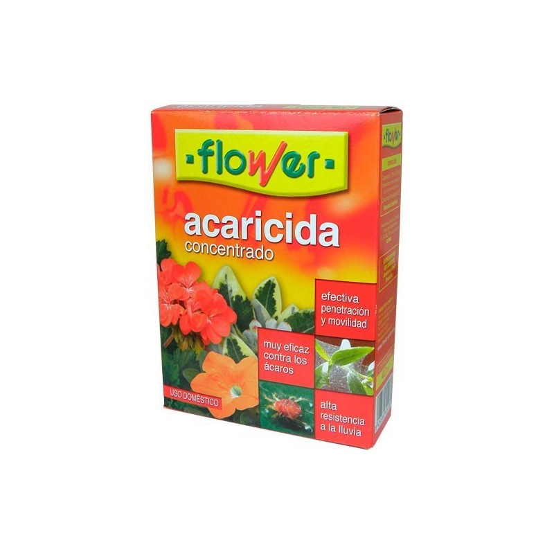 Acaricida 40 ml Flower