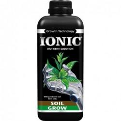 Ionic Soil Grow  Growth Technology