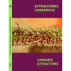 """LIBRO """"EXTRACCIONES CANNABICAS"""""""